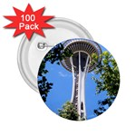 Space Needle 2.25  Button (100 pack)