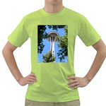 Space Needle Green T-Shirt