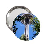 Space Needle 2.25  Handbag Mirror