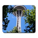 Space Needle Large Mousepad