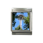 Space Needle Italian Charm (13mm)