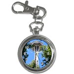 Space Needle Key Chain Watch