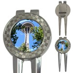 Space Needle 3-in-1 Golf Divot