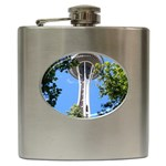 Space Needle Hip Flask (6 oz)