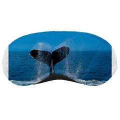 Humpback Whale Sleeping Mask by interestzone