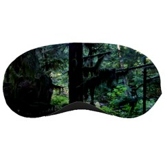 Cathedral Grove  Sleeping Mask by interestzone