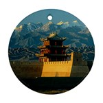 Great wall Ornament (Round)