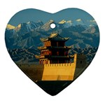 Great wall Ornament (Heart)