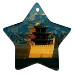 Great wall Ornament (Star)
