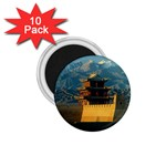 Great wall 1.75  Magnet (10 pack)