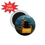 Great wall 1.75  Magnet (100 pack)