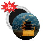 Great wall 2.25  Magnet (10 pack)
