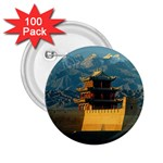 Great wall 2.25  Button (100 pack)