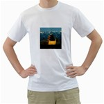 Great wall White T-Shirt
