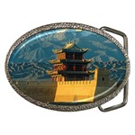 Great wall Belt Buckle