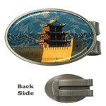 Great wall Money Clip (Oval)
