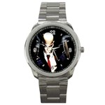 HITMAN Sport Metal Watch