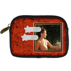 Kids By Wood Johnson   Digital Camera Leather Case   Zh04u8cnck9r   Www Artscow Com Front