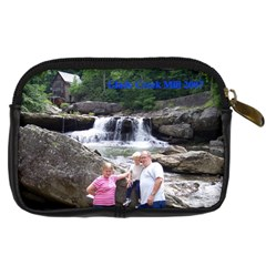 Cam Case Cass And Glade Mill Pic By Yuellia Amburgey   Digital Camera Leather Case   8zdc8p2dchvk   Www Artscow Com Back