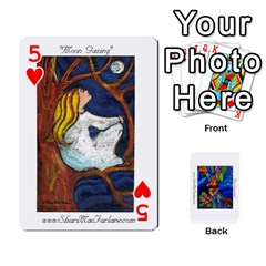 Catherine s Deck By Alana   Playing Cards 54 Designs   K7msn457a5ea   Www Artscow Com Front - Heart5
