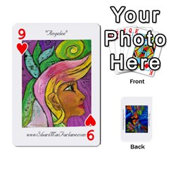 Catherine s Deck By Alana   Playing Cards 54 Designs   K7msn457a5ea   Www Artscow Com Front - Heart9