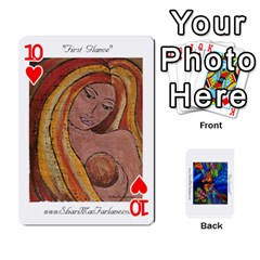 Catherine s Deck By Alana   Playing Cards 54 Designs   K7msn457a5ea   Www Artscow Com Front - Heart10