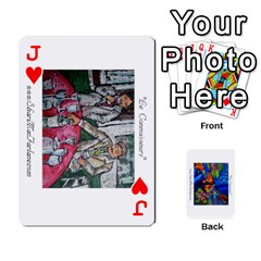 Jack Catherine s Deck By Alana   Playing Cards 54 Designs   K7msn457a5ea   Www Artscow Com Front - HeartJ