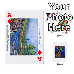 Ace Catherine s Deck By Alana   Playing Cards 54 Designs   K7msn457a5ea   Www Artscow Com Front - DiamondA
