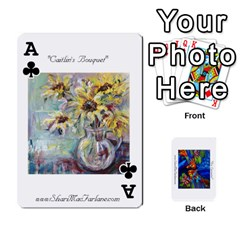 Ace Catherine s Deck By Alana   Playing Cards 54 Designs   K7msn457a5ea   Www Artscow Com Front - ClubA