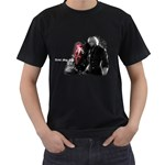 DEVIL MAY CRY Black T-Shirt (Two Sides)