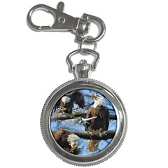 Eagle Theme Key Chain Watch by angelcher
