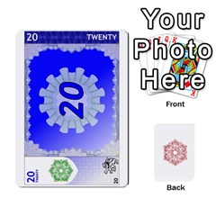 Dark Generic Version 7 By Joel Kinzie   Playing Cards 54 Designs   1crm5cd3g7pt   Www Artscow Com Front - Club2