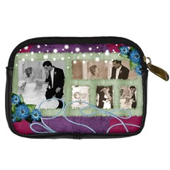 Wedding Case By Brookieadkins Yahoo Com   Digital Camera Leather Case   Dzpo4854p3lc   Www Artscow Com Back