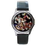 STREET FIGHTER NEW 2500 Round Metal Watch