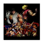 STREET FIGHTER NEW 2500 Tile Coaster