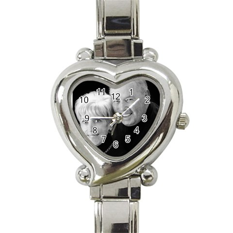 Watann By Valeriemarie   Heart Italian Charm Watch   Oukbtcs4q1s3   Www Artscow Com Front