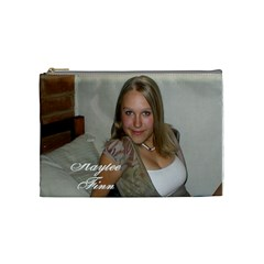 Haylee s Bag By Jim Davolt   Cosmetic Bag (medium)   52k9hkf4ecov   Www Artscow Com Front