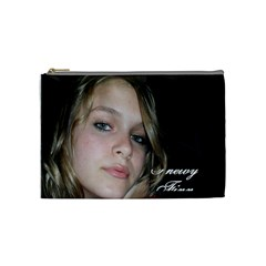 Shelby s Bag By Jim Davolt   Cosmetic Bag (medium)   Z3y9j5ux8nrm   Www Artscow Com Front