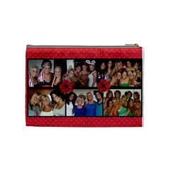Friends Cosmetic Bag (medium) By Nicole Mccracken   Cosmetic Bag (medium)   Xc6hnwbyq9px   Www Artscow Com Back