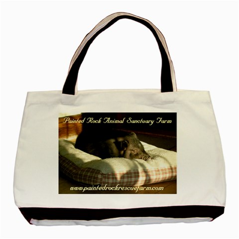 Tote Bag  By Laura   Basic Tote Bag   I31p52ttss7t   Www Artscow Com Front