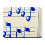 music_notes_2 Small Mousepad