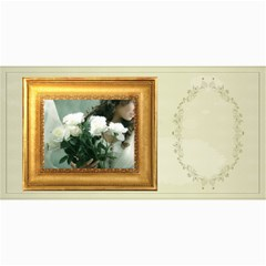Wedding Card By Wood Johnson   4  X 8  Photo Cards   Swqdxwt7r29e   Www Artscow Com 8 x4 Photo Card - 4