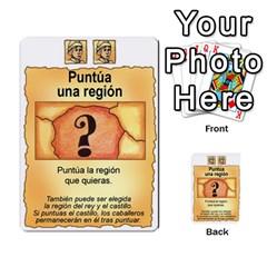 El Grande By Daniel San Miguel Cuadrado   Multi Purpose Cards (rectangle)   Scyrrz96gyyp   Www Artscow Com Front 11