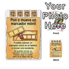 El Grande By Daniel San Miguel Cuadrado   Multi Purpose Cards (rectangle)   Scyrrz96gyyp   Www Artscow Com Front 28