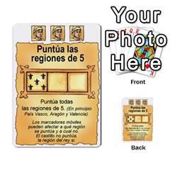 El Grande By Daniel San Miguel Cuadrado   Multi Purpose Cards (rectangle)   Scyrrz96gyyp   Www Artscow Com Front 40