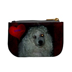Coin Bag   Dogs By Tracy    Mini Coin Purse   Nufji4ezpisa   Www Artscow Com Back
