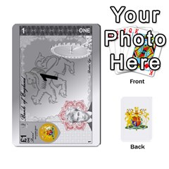 Queen Uk Pounds (dark) By Joel Kinzie   Playing Cards 54 Designs   Cnawege0qcms   Www Artscow Com Front - SpadeQ