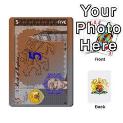 Uk Pounds (dark) By Joel Kinzie   Playing Cards 54 Designs   Cnawege0qcms   Www Artscow Com Front - Heart5