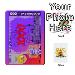 Uk Pounds (dark) By Joel Kinzie   Playing Cards 54 Designs   Cnawege0qcms   Www Artscow Com Front - Joker2