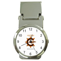 Extrovert  Money Clip Watch from ArtsNow.com Front
